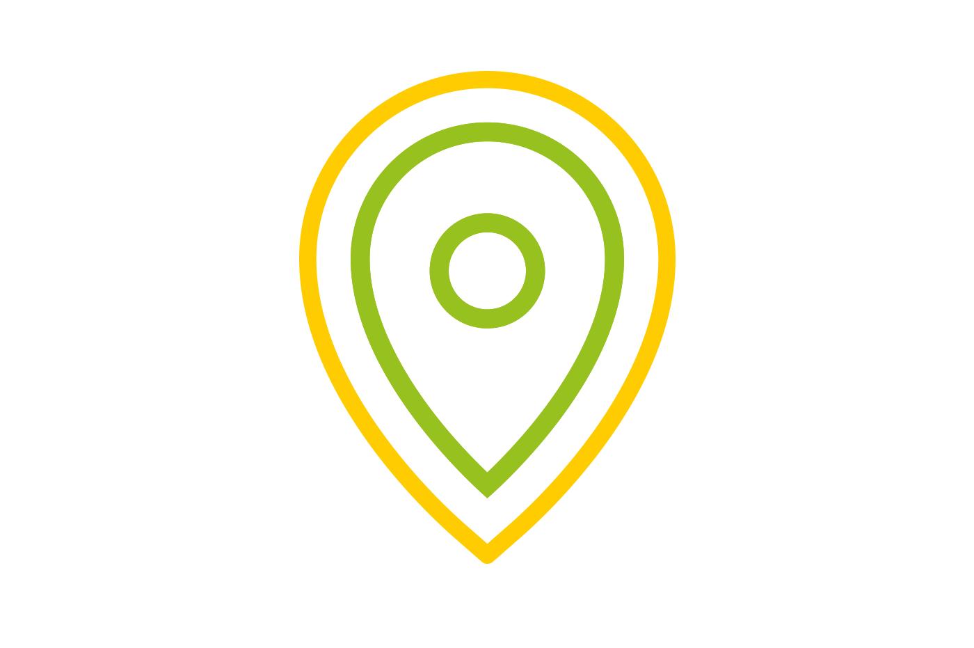 Tropifruit location icon