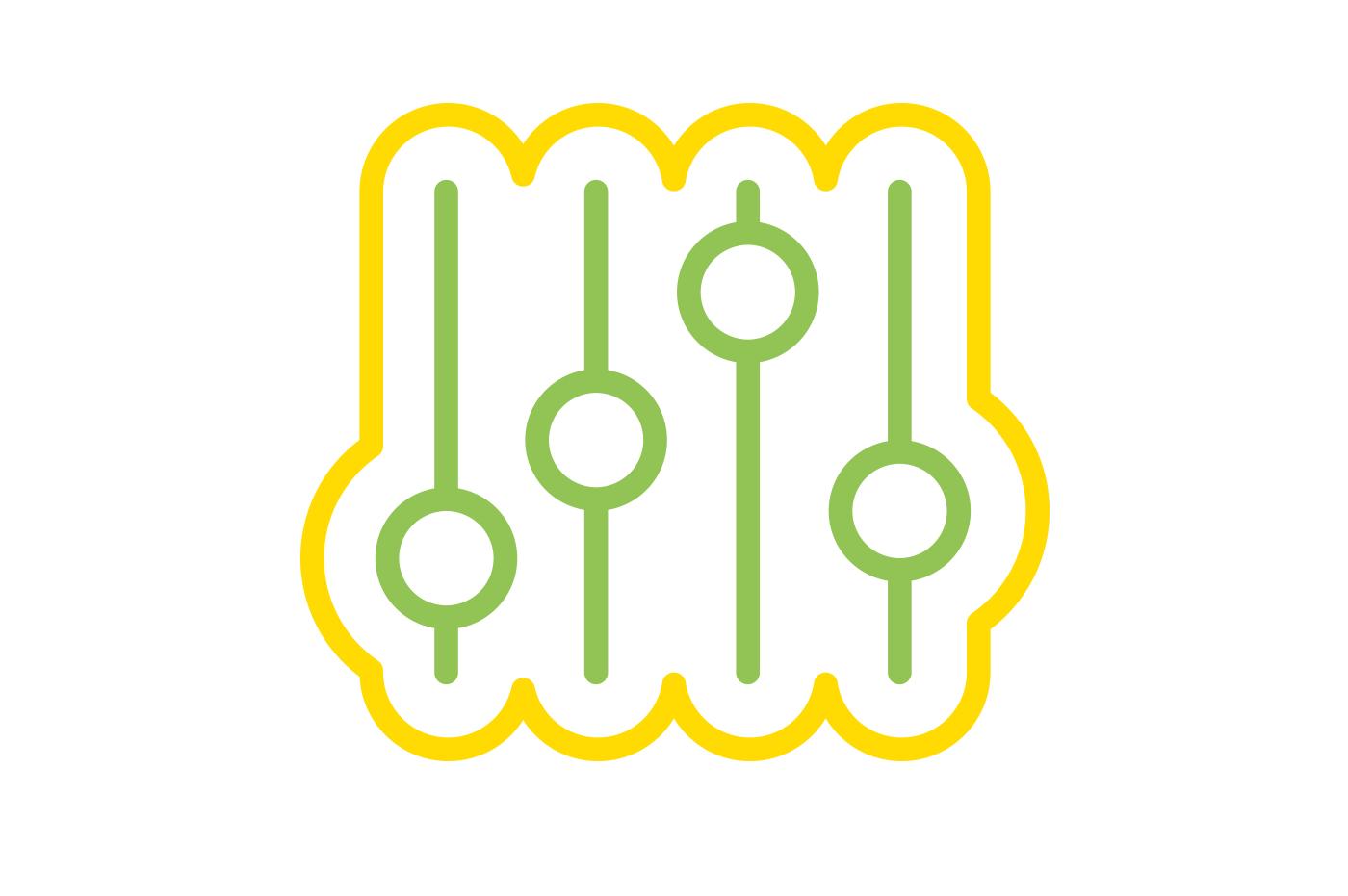 Advanced precision ripening icon