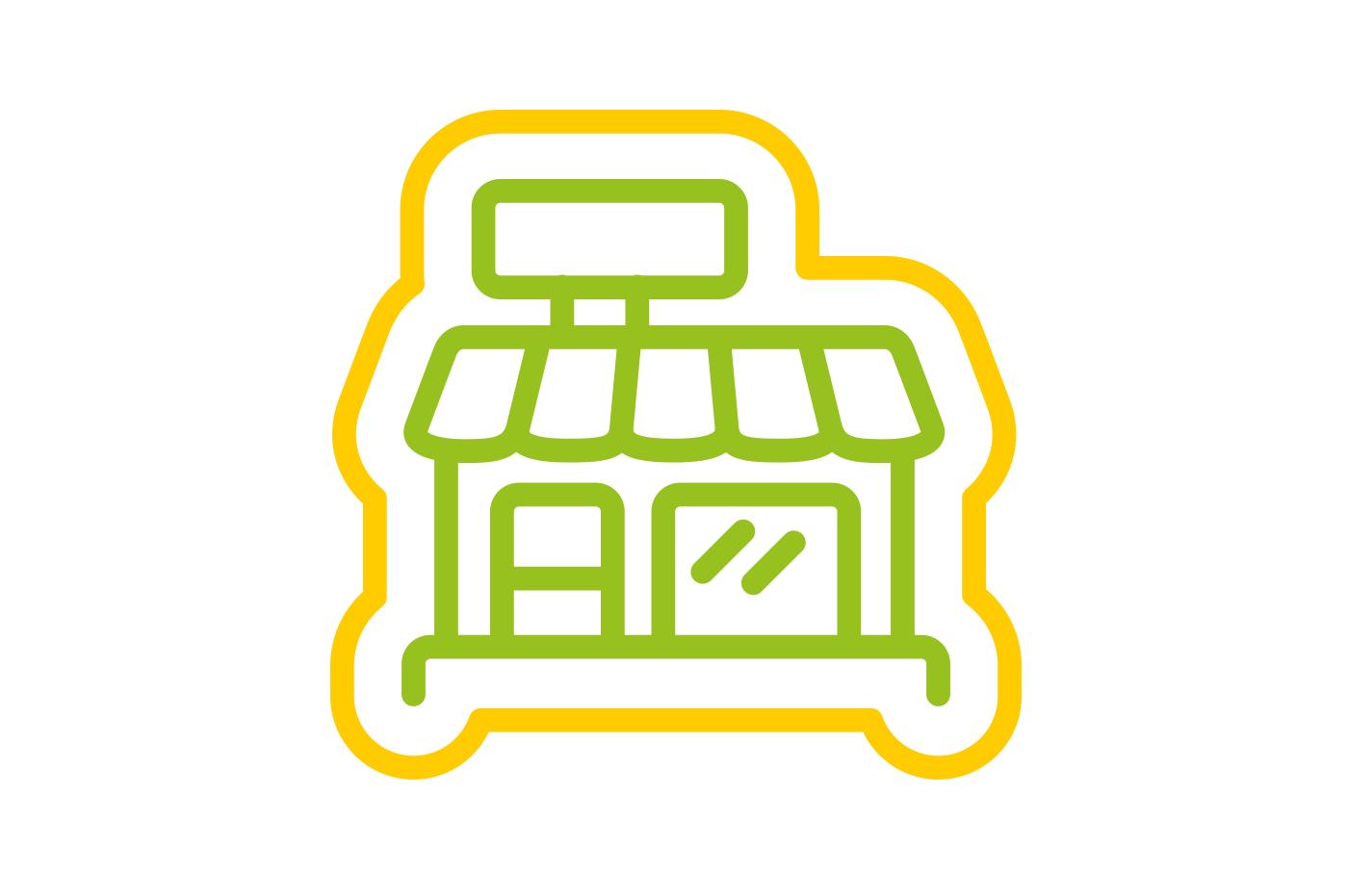 Tropifruit retail icon